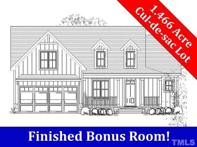 1167 Shonele Lane, Stem, NC 27581 (#2297493) :: Dogwood Properties
