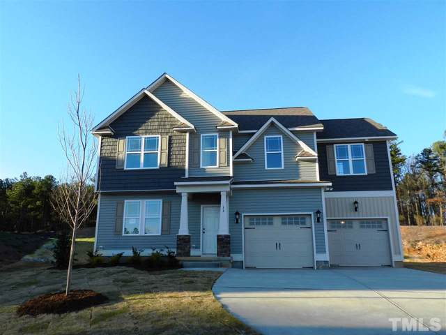 33 Trail Point Circle, Garner, NC 27529 (MLS #2297517) :: The Oceanaire Realty