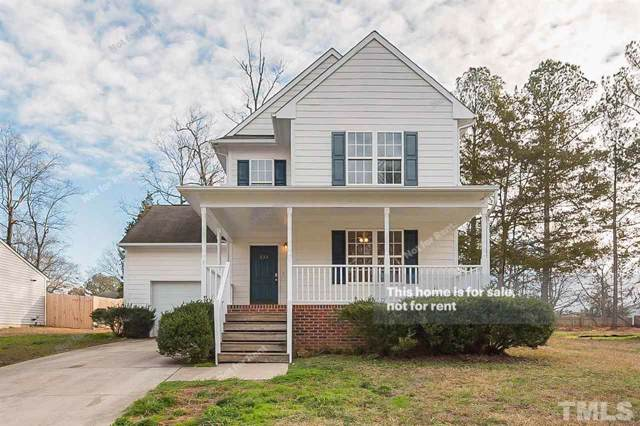 233 Ruby Ridge Road, Durham, NC 27703 (#2297551) :: The Amy Pomerantz Group