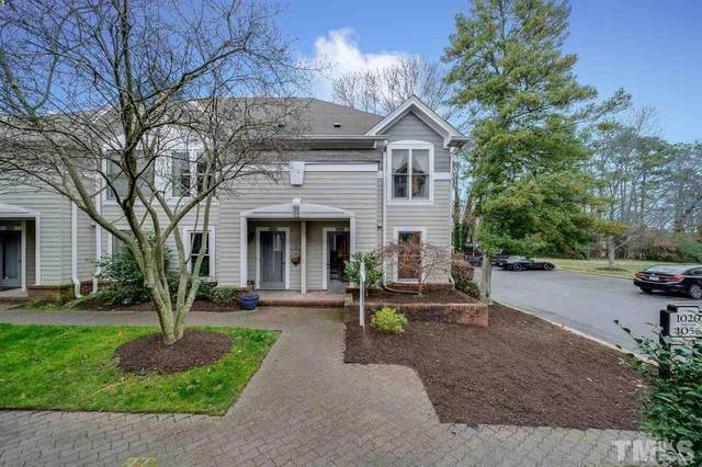 1040 Brighthurst Drive #0, Raleigh, NC 27605 (#2297560) :: Spotlight Realty