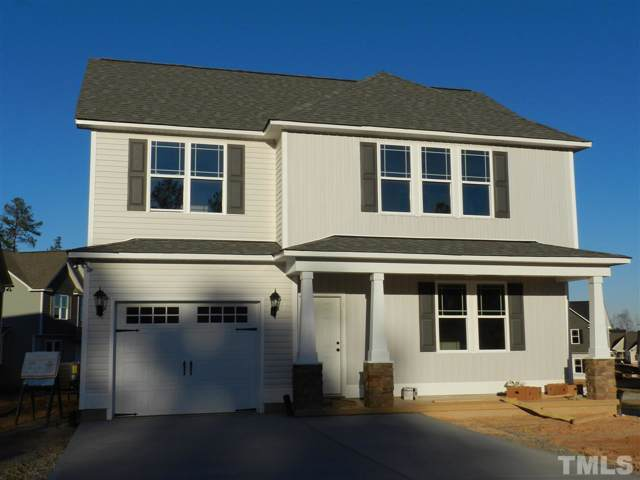 59 Mountain View Drive, Garner, NC 27529 (MLS #2297561) :: The Oceanaire Realty