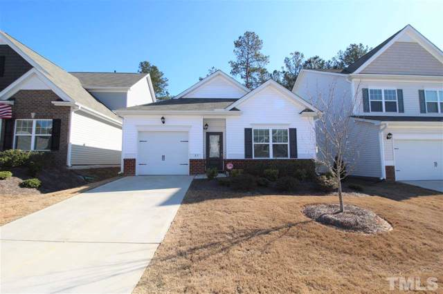 83 Wrenwood Drive, Clayton, NC 27527 (#2297569) :: The Jim Allen Group