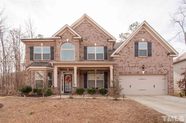 25 Olde Liberty Drive, Youngsville, NC 27596 (#2297588) :: The Jim Allen Group