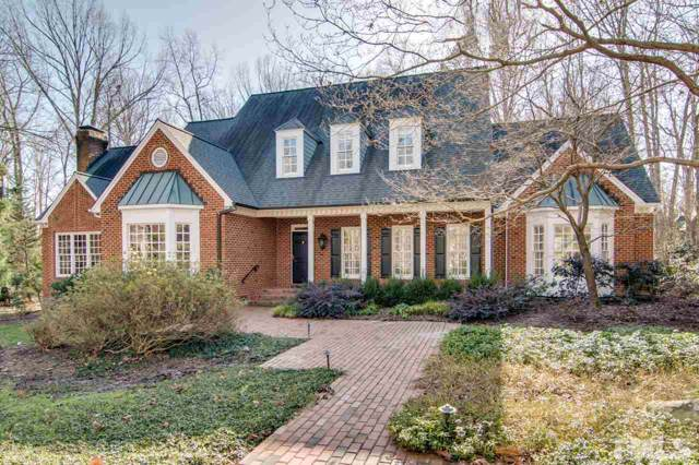 207 Johnstone Court, Durham, NC 27712 (#2297595) :: The Jim Allen Group