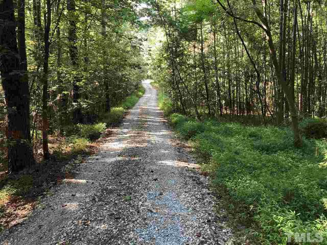 LOT 2C Zoia Lane, Hillsborough, NC 27278 (#2297619) :: The Jim Allen Group