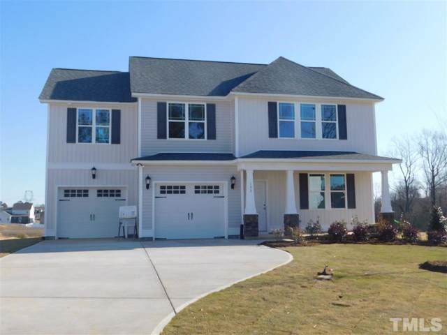 153 Mountain View Drive, Garner, NC 27529 (MLS #2297625) :: The Oceanaire Realty