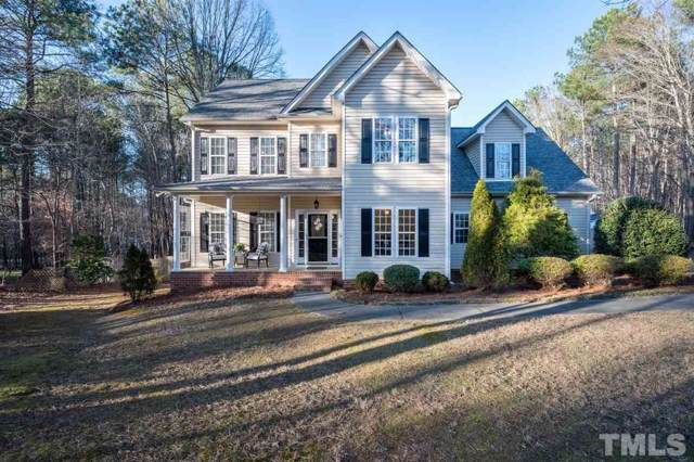 20 Marlowe Drive, Youngsville, NC 27596 (#2297629) :: M&J Realty Group