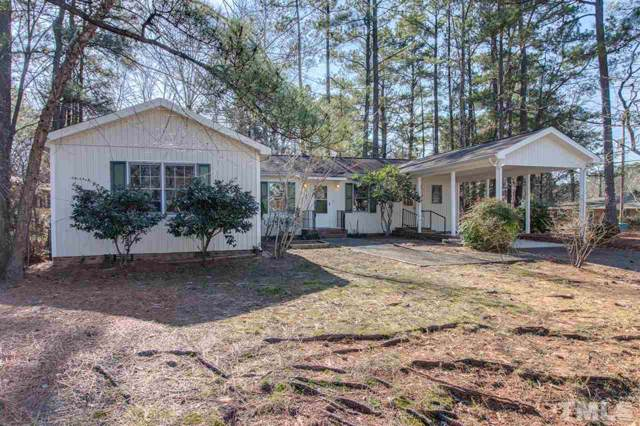 2745 Old Sugar Road, Durham, NC 27707 (MLS #2297632) :: The Oceanaire Realty