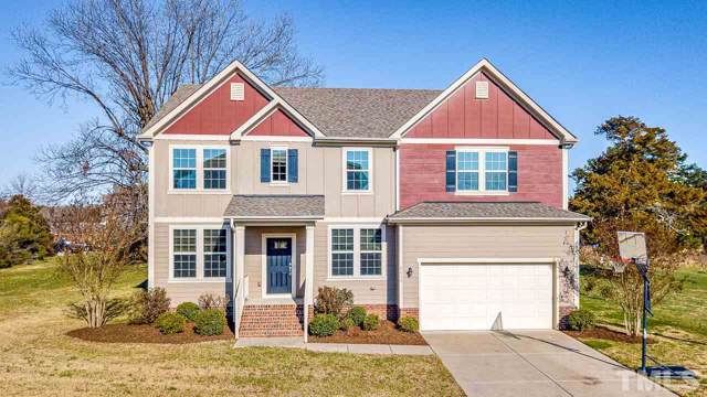 3020 Domaine Drive, Wake Forest, NC 27587 (#2297662) :: The Jim Allen Group