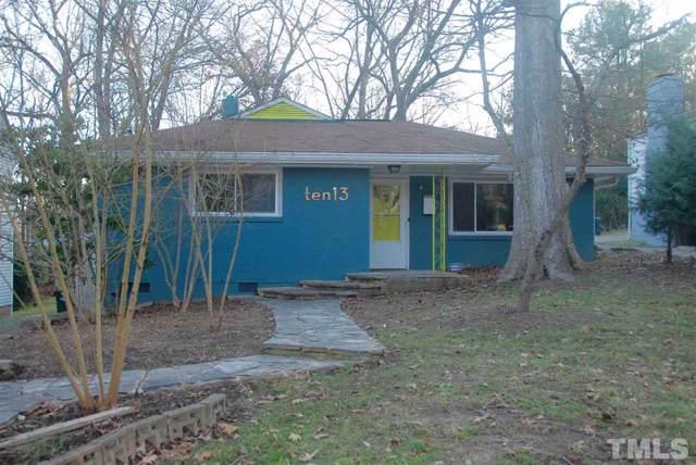 1013 W Lakewood Drive, Durham, NC 27707 (#2297691) :: Spotlight Realty