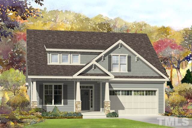 420 Liberty Star Road Lt1039, Wendell, NC 27591 (#2297734) :: Sara Kate Homes