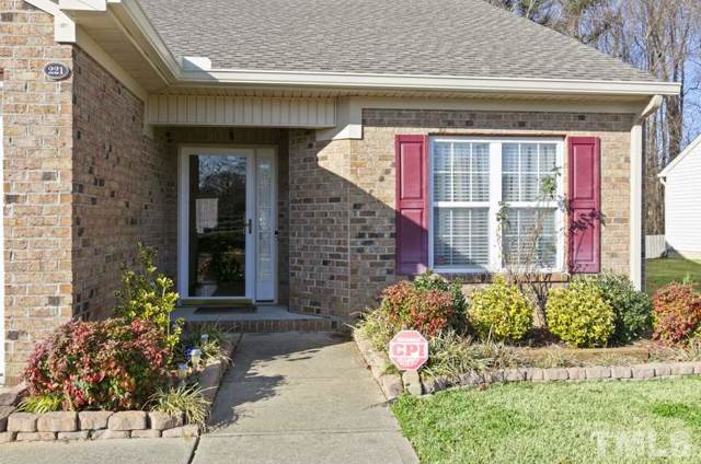 221 Will Court, Clayton, NC 27520 (#2297741) :: The Jim Allen Group