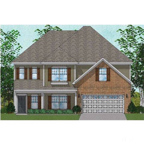 306 Ashland Grove Drive, Knightdale, NC 27545 (#2297792) :: Raleigh Cary Realty