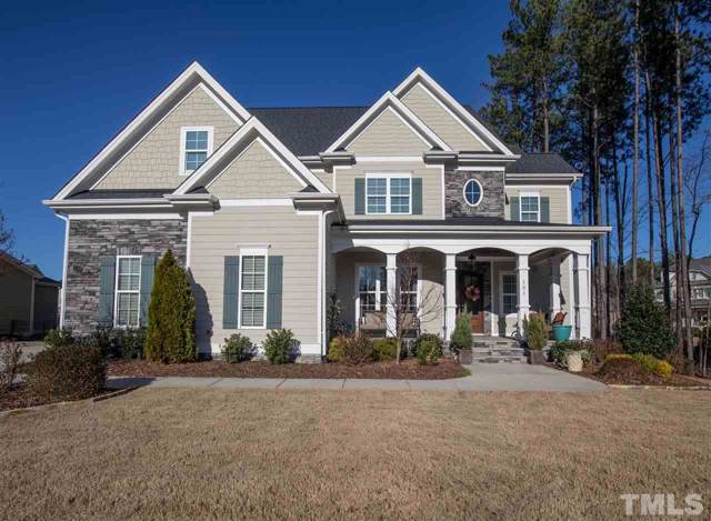 101 Hardy Oaks Way, Holly Springs, NC 27540 (#2297804) :: The Results Team, LLC