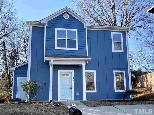 1006 Fairview Street, Durham, NC 27707 (#2297805) :: M&J Realty Group