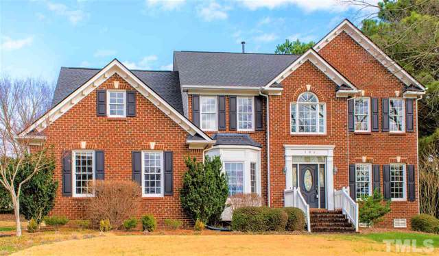 104 Fentress Court, Cary, NC 27519 (#2297809) :: The Jim Allen Group