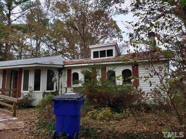 619 Hatch Road, Chapel Hill, NC 27516 (#2297826) :: The Jim Allen Group