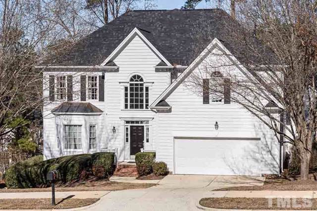 906 Haddon Hall Drive, Apex, NC 27502 (#2297851) :: The Jim Allen Group