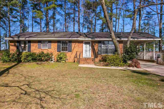1807 Holly Street, Apex, NC 27502 (#2297855) :: The Jim Allen Group