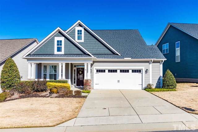3 Bailywick Drive, Clayton, NC 27527 (MLS #2297877) :: The Oceanaire Realty