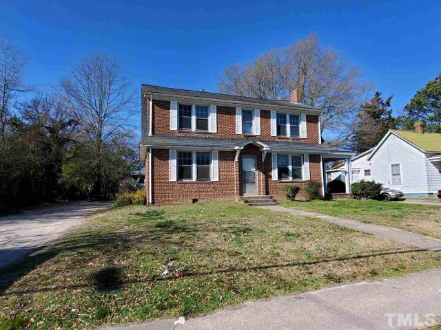 765/765B/759 N Garnett Street, Henderson, NC 27536 (#2297881) :: The Results Team, LLC