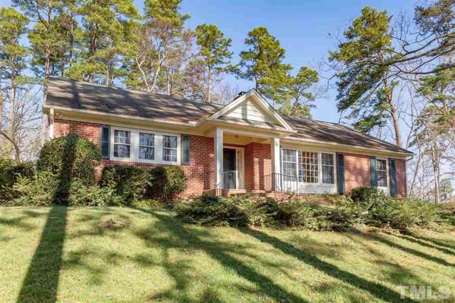 217 Hillcrest Circle, Chapel Hill, NC 27514 (#2297883) :: Marti Hampton Team - Re/Max One Realty