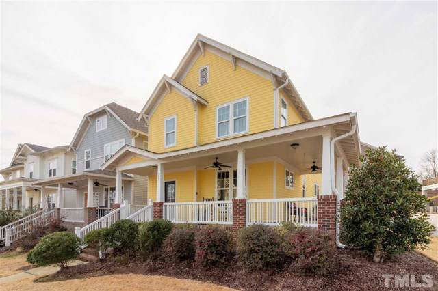 327 Tobacco Farm Way, Chapel Hill, NC 27516 (#2297915) :: M&J Realty Group