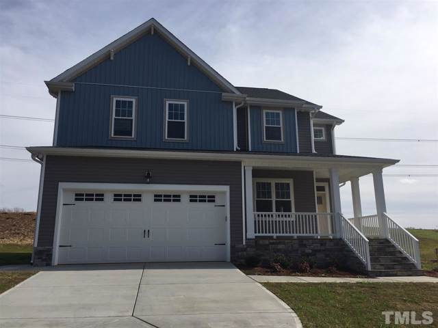 229 Timber Wolf Crossing #37, Garner, NC 27529 (#2297928) :: Raleigh Cary Realty