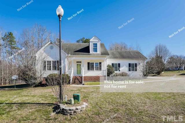 1509 Silver Star Drive, Raleigh, NC 27610 (#2297933) :: The Adamson Team