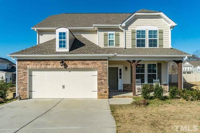 905 Adams Point Drive, Garner, NC 27529 (#2297934) :: Raleigh Cary Realty