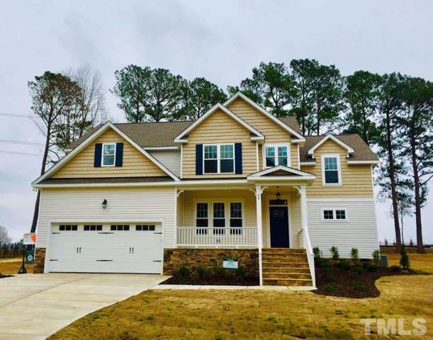 345 Timber Wolf Crossing #31, Garner, NC 27529 (#2297944) :: Raleigh Cary Realty