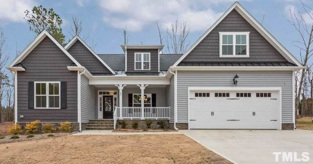 28 Timber Wolf Crossing #46, Garner, NC 27529 (#2297946) :: Raleigh Cary Realty