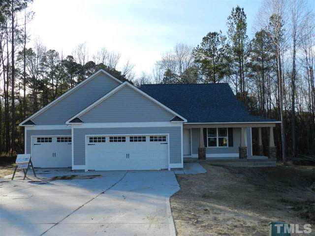 214 Cattail Lane, Zebulon, NC 27597 (MLS #2297964) :: The Oceanaire Realty