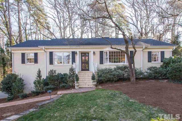 1722 Brooks Avenue, Raleigh, NC 27607 (#2297971) :: Dogwood Properties