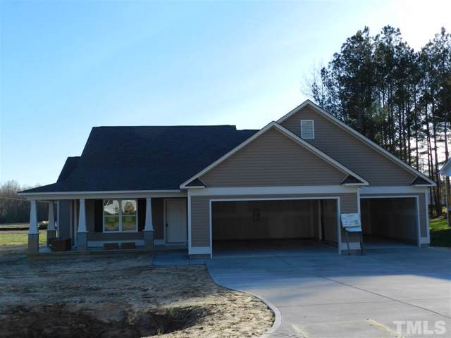 49 Cattail Lane, Zebulon, NC 27597 (MLS #2297972) :: The Oceanaire Realty