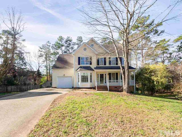 110 Larkspur Lane, Cary, NC 27513 (#2297973) :: Raleigh Cary Realty