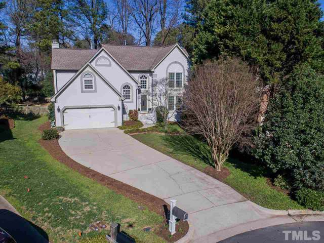 2605 Trickle Court, Raleigh, NC 27615 (#2297987) :: RE/MAX Real Estate Service