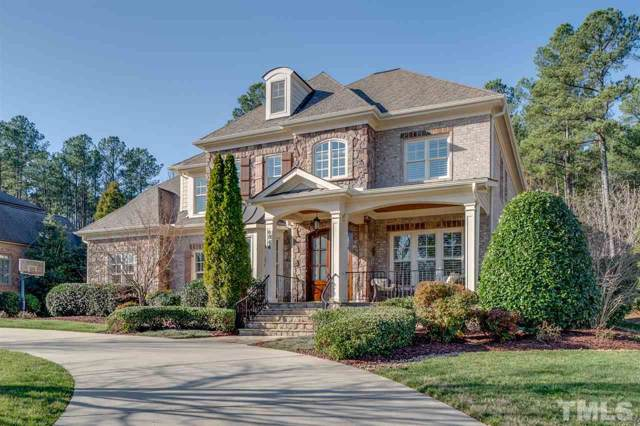 6844 Piershill Lane, Cary, NC 27519 (MLS #2297993) :: The Oceanaire Realty