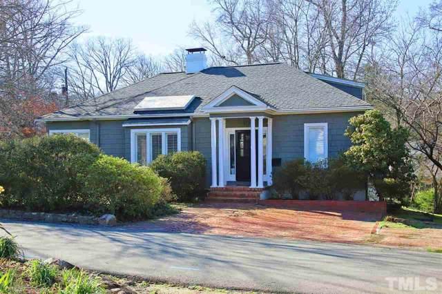 111 Ridge Lane, Chapel Hill, NC 27514 (#2298010) :: The Jim Allen Group