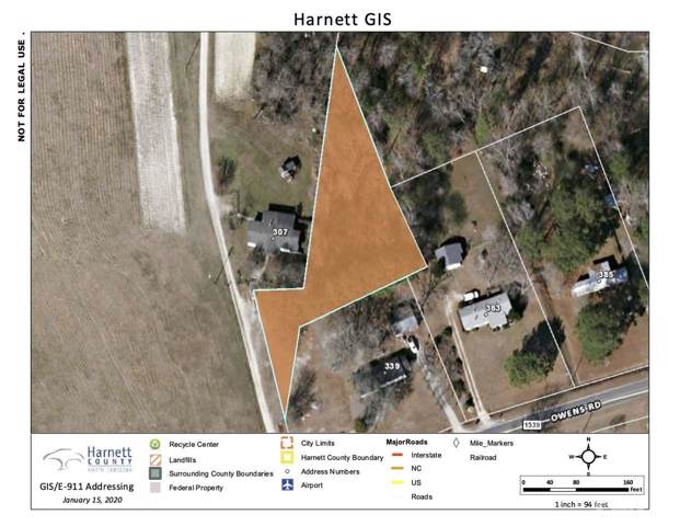 Owens Road, Angier, NC 27501 (#2298030) :: Raleigh Cary Realty