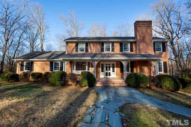 4734 Forest Lake Drive, Mebane, NC 27302 (#2298051) :: The Jim Allen Group