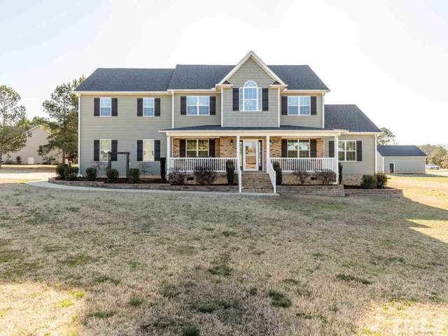 88 Talford Drive, Wendell, NC 27591 (#2298055) :: Real Estate By Design