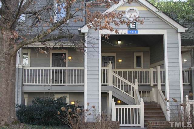 708 Mlk Jr Boulevard E6, Chapel Hill, NC 27514 (#2298058) :: Marti Hampton Team - Re/Max One Realty
