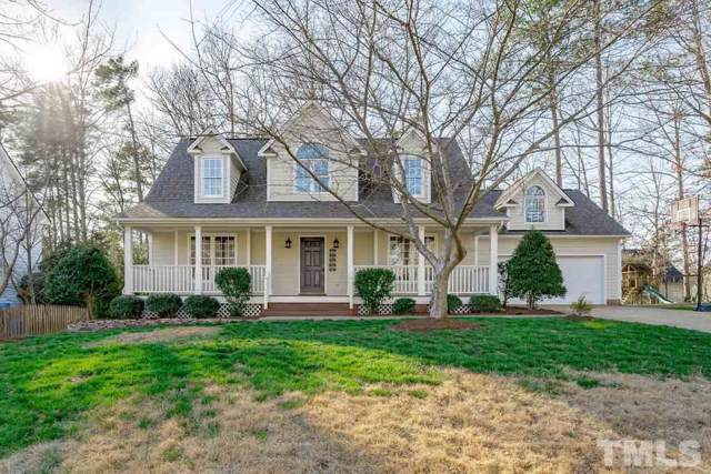 205 Hickory Glen Lane, Holly Springs, NC 27540 (#2298101) :: Rachel Kendall Team