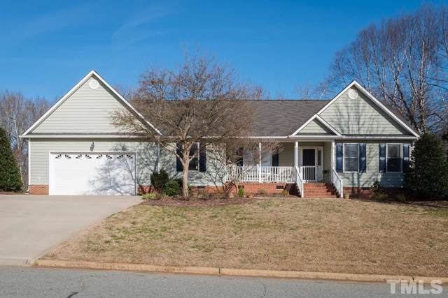 4003 Long Meadow Drive, Mebane, NC 27302 (#2298102) :: Rachel Kendall Team