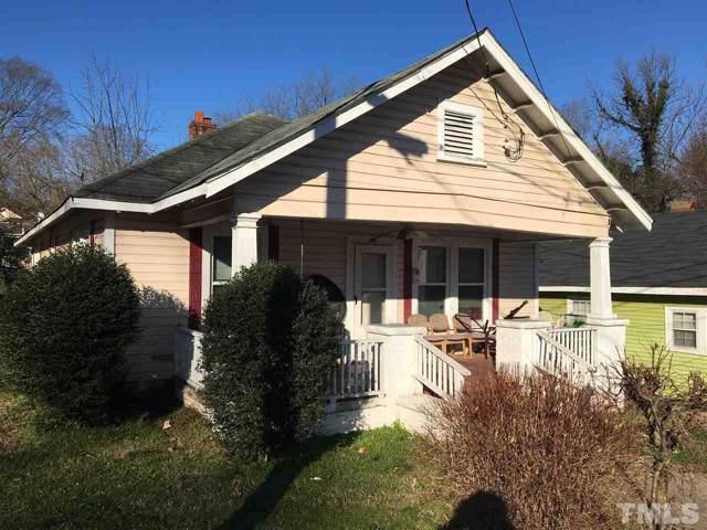 801 N Elm Street, Durham, NC 27701 (#2298144) :: M&J Realty Group