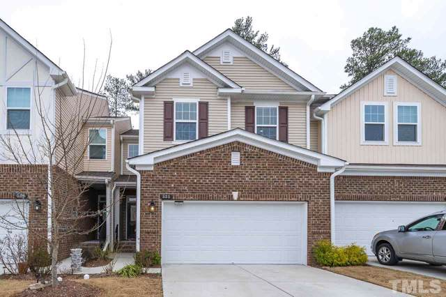 531 Buhrstone Mill Drive, Cary, NC 27519 (#2298149) :: Spotlight Realty