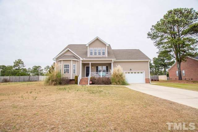 106 Marvin Ferguson Drive, Lillington, NC 27546 (#2298193) :: RE/MAX Real Estate Service