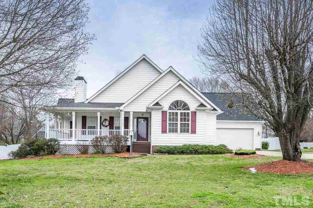 5101 Cotton Boll Court, Garner, NC 27529 (#2298197) :: The Perry Group