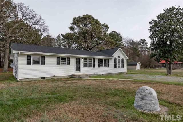 1906 Old Batten Road, Selma, NC 27576 (#2298225) :: Marti Hampton Team - Re/Max One Realty